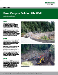 Case Study: Bear Canyon