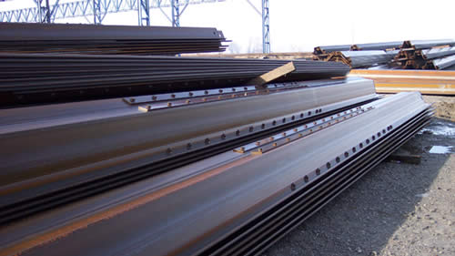 Covered Plate Sheet Piles