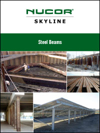 Steel Beam Brochure