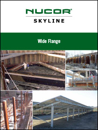 Wide Flange Brochure