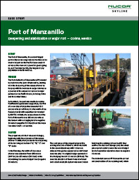 Case Study: Port of Manzanillo