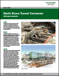 Case Study: North Shore Tunnel Connector
