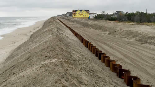 <p>The Mantoloking seawall would be the largest and longest coastal resilience sheeting project ever constructed in New Jersey