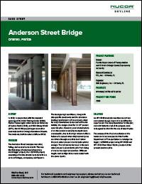 Case Study: Anderson Street Bridge
