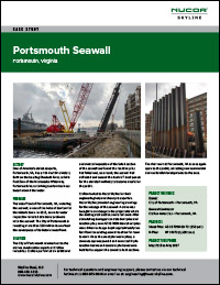 Case Study: Portsmouth Seawall