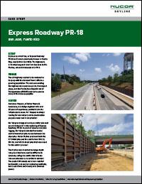 Case Study: Express Roadway PR-18