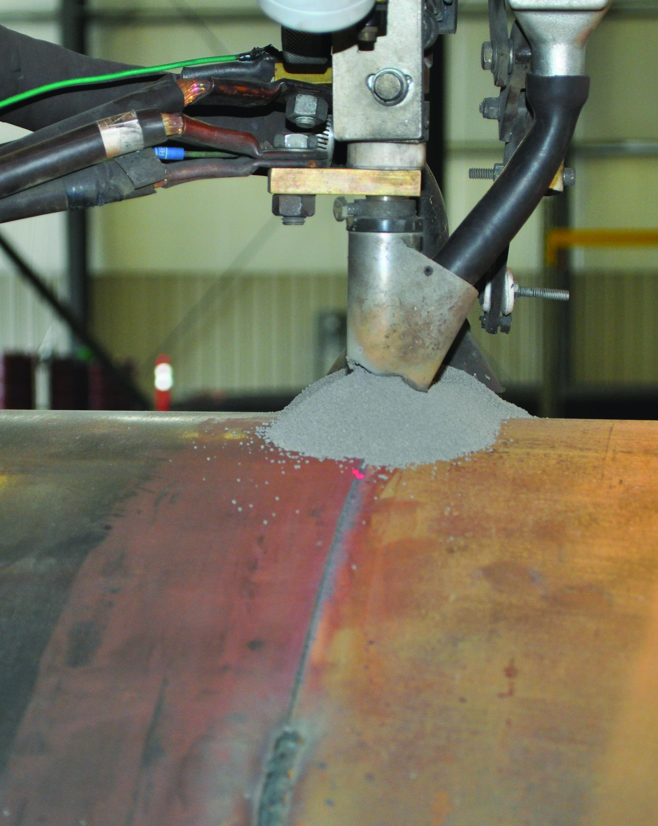 circumfirential welding