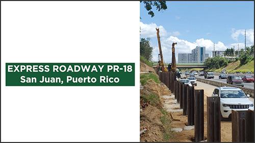 Express Roadway PR-18